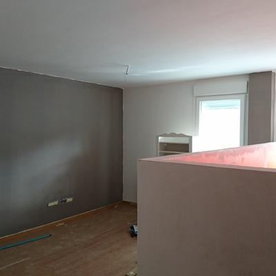 Pintado salón