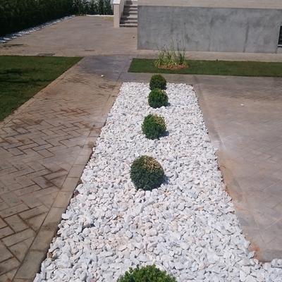 Jardín en punta umbria