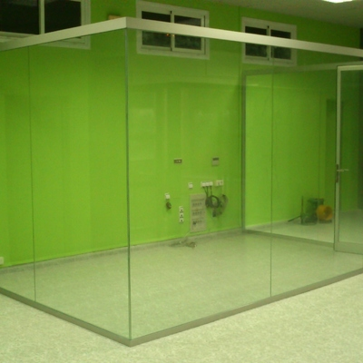 Oficina pecera