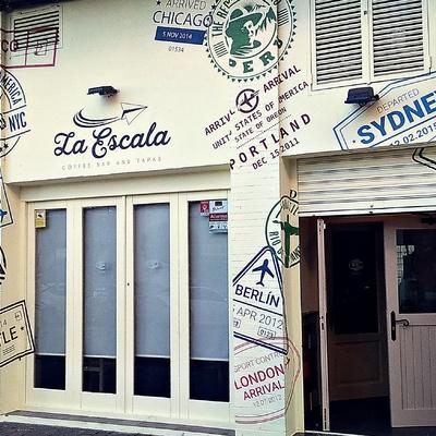 Café-Bar La Escala (La Bañeza)