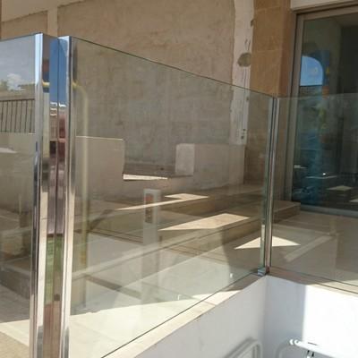 mini elevador modelo Atrium