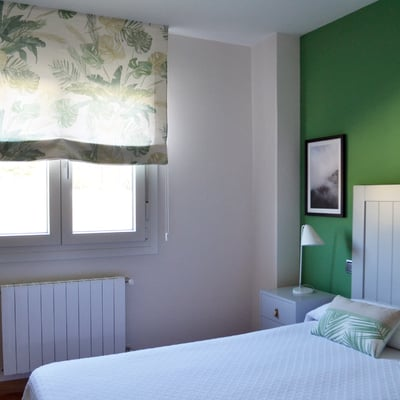 Dormitorio principal Plaza Elíptica