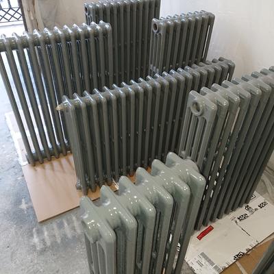 Radiadores de hierro colado