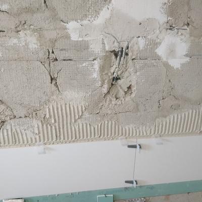 Preparación de paredes