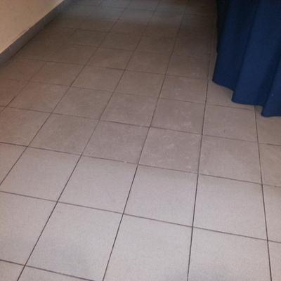 Limpieza mecanizada de suelos. Abrillantados