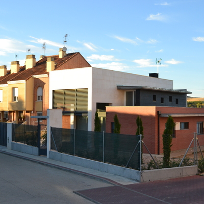 Vivienda Unifamiliar Aislada Fuensaldaña. Valladolid