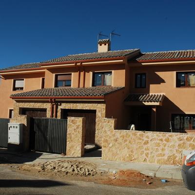 Viviendas pareadas en Segovia