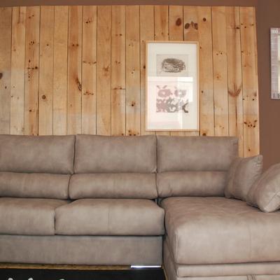Sofa chaisse longue
