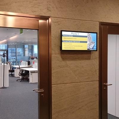 Instalaciones digital signage