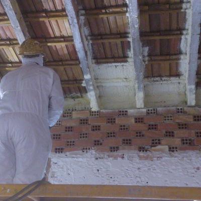impermeavilización inferior de tejado