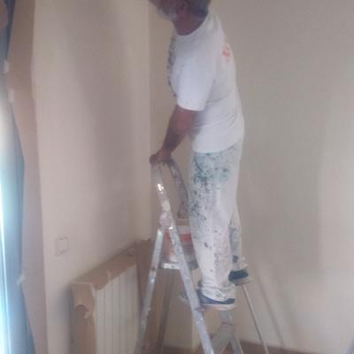 Pintura de piso