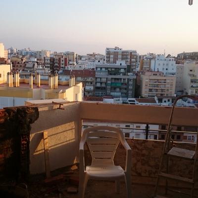 rehabilitación de edificios y terrazas