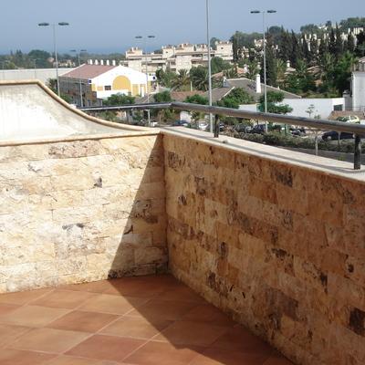 Acabado de terraza