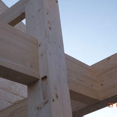 Estructura TimberOnLive mecanizada