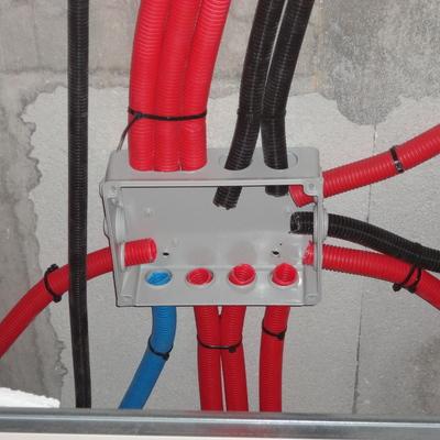 replanteo de tubos