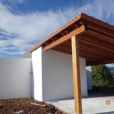 Garaje de estructura TimberOnLive