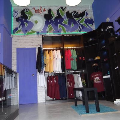 Licenicas y proyectos en tienda especializada