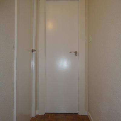 puertas del pasillo en vivienda