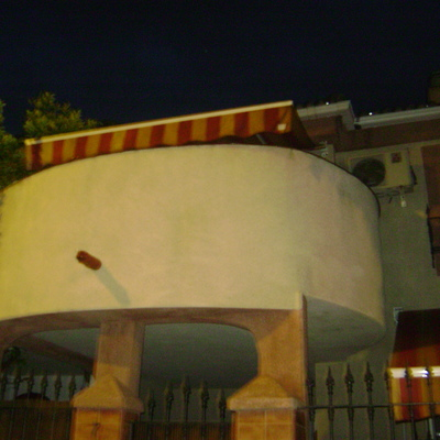 reforma patio y balcon casa adosada en Montequinto
