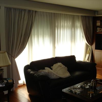 cortina clasica