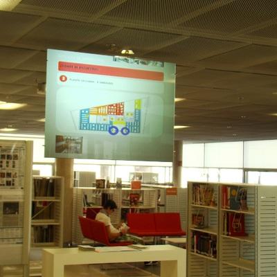 Instalaciones Biblioteca