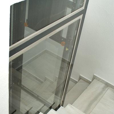 plataforma vertical modelo ecolif