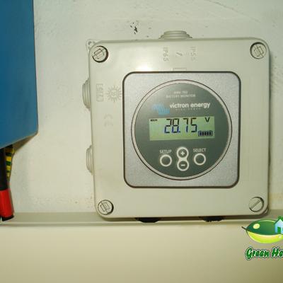 Monitorización de baterías