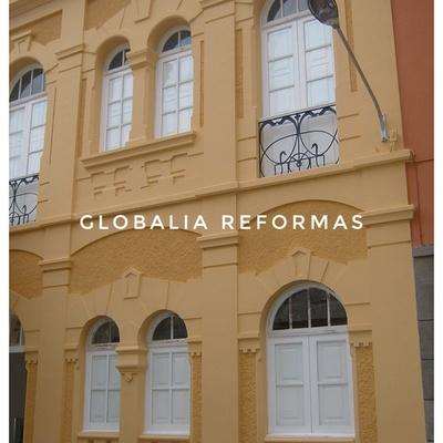 Restauración de Fachada Santa Cruz