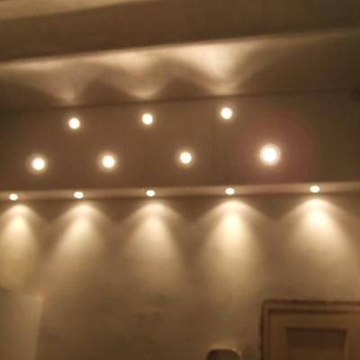 luces comedor