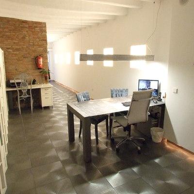 reforma oficina/ estudio
