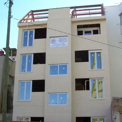 Edificio 5 pisos, Madrid, Franco Rodríguez