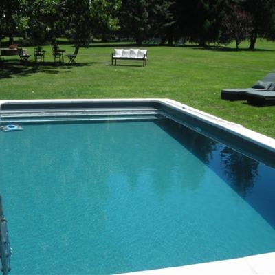 Precio de piscinas de obra fabulous piscina de x con can - Precios piscinas de obra ...