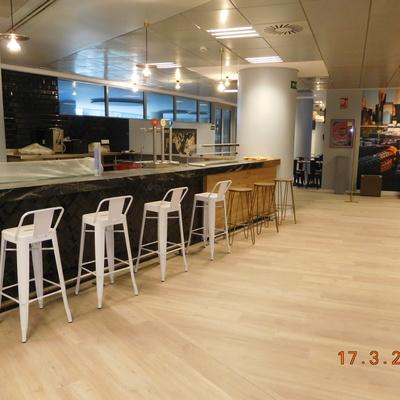 Cafeteria - restaurante