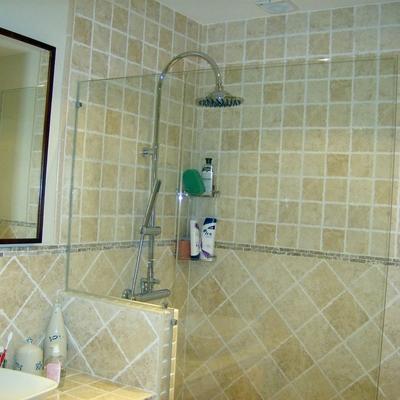 ducha de obra