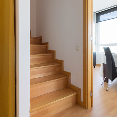 Escaleras | Dúplex Diagonal Mar | by Carmela Cebrián