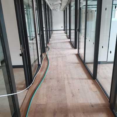 planta de oficinas - reforma integral