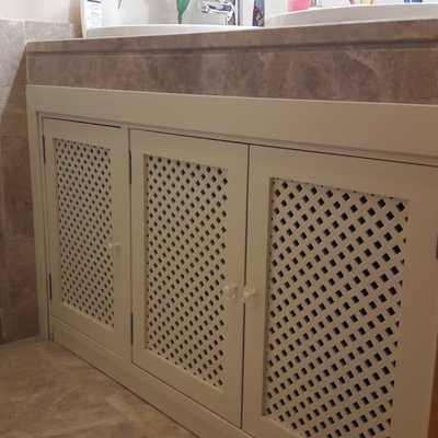 Puertas Bajo lavabo