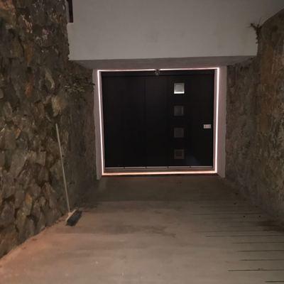 Puerta Seccional lateral hormann
