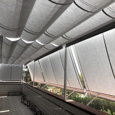 Palillerias y balcón
