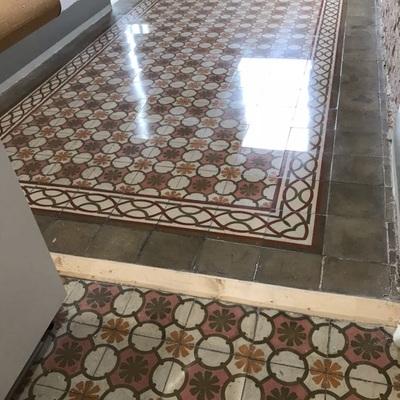 Mosaicos idraulicos