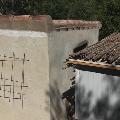 Construcción obra nueva de una caseta