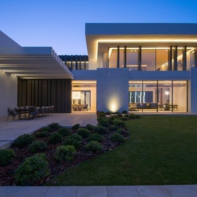 Iluminacion exterior PROINSERMANT
