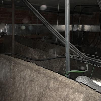 Aislamiento acústico en el falso techo