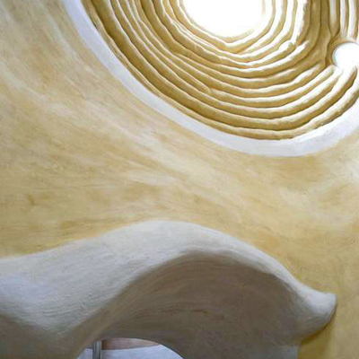 ecoclay revoco interior domos