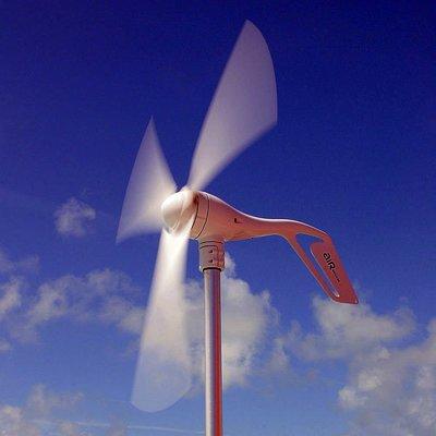 ecoSolar aerogeneradores
