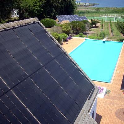 ecosolar calentamiento piscinas.
