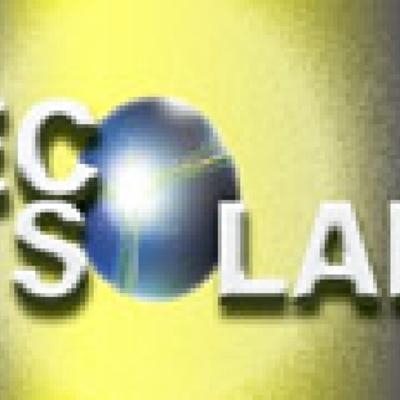 ecoSolar logo; los mejores precios.