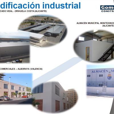 Edificación Industrial