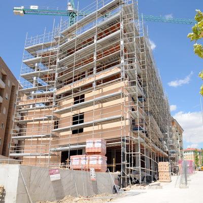 Edificacion, Promocion y construccion de 40 Viviendas