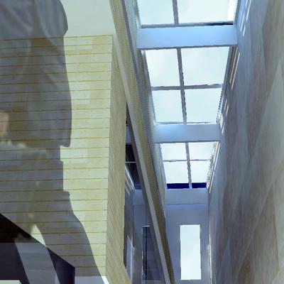 Edificio administrativo 1 (interior)